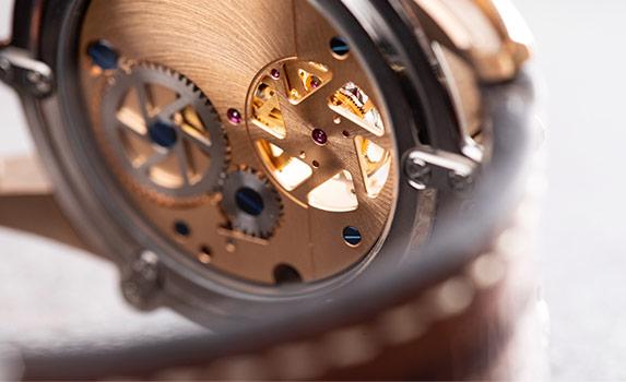 Mécanismes de montre